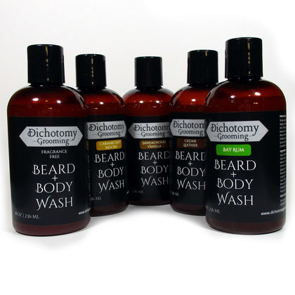 Beard Wash and Conditioner