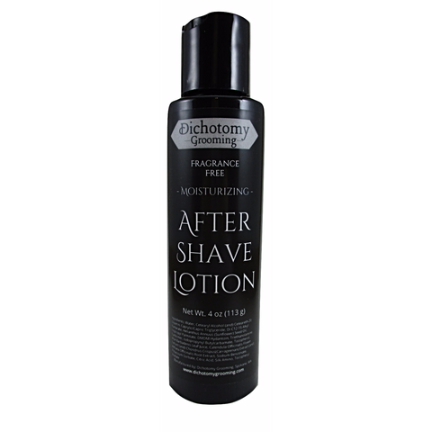 Fragrance Free After Shave Lotion