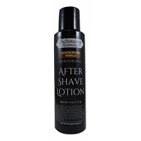 Sandalwood Vanilla After Shave Lotion