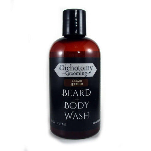 Beard + Body Wash - Choose Your Scent