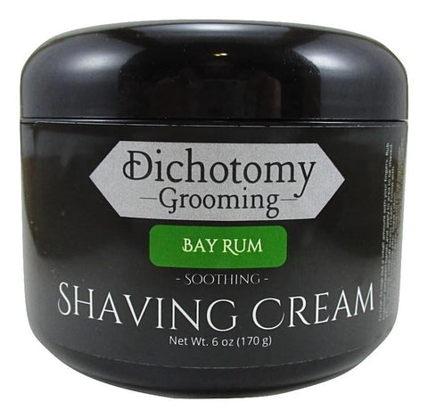 Bay Rum Face and Head Shaving Cream