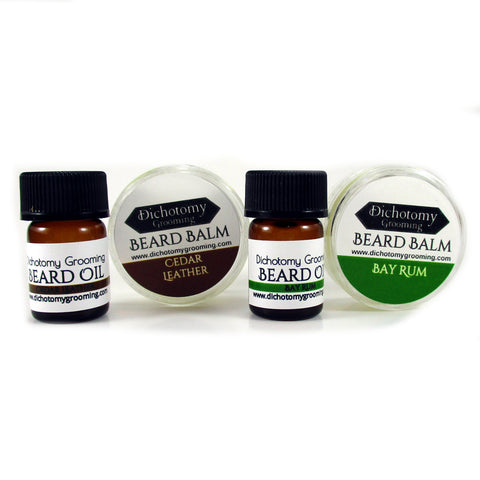Beard Care Sampler Kit