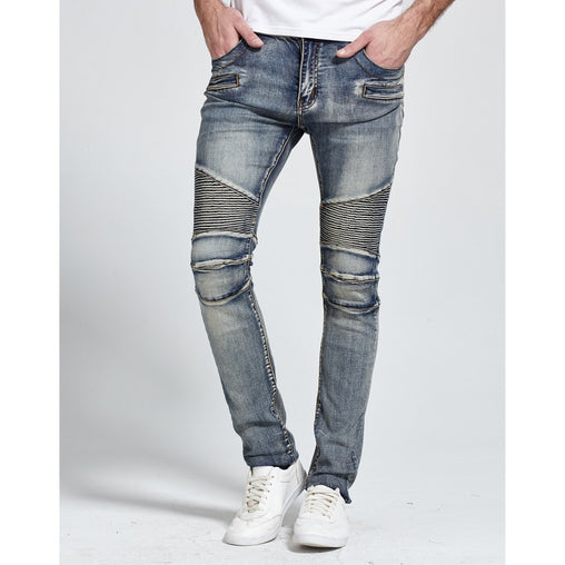 Skinny Stretch Casual Jeans