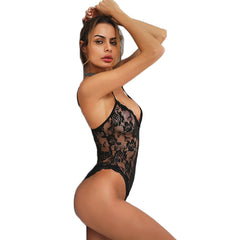 Flower Lace Bodysuit