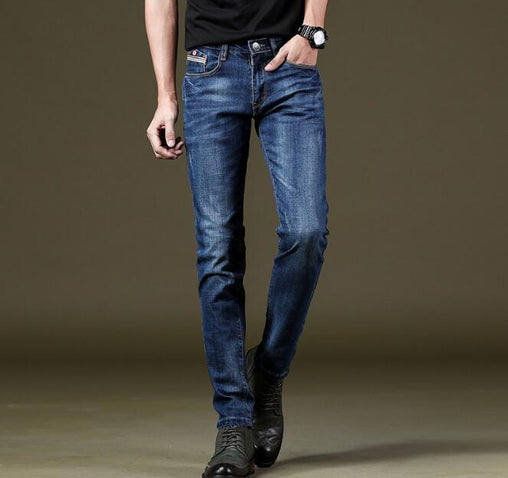 Stretch Jeans On Hot Sales Long Length