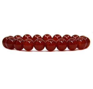 Red Agate Natural Bracelet