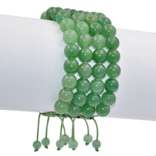 Load image into Gallery viewer, Aventurine Healing Adjustable Bracelet