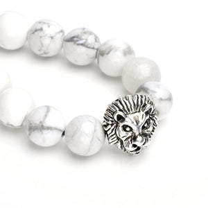 Lion Head Adjustable Bracelet