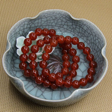 Load image into Gallery viewer, Red Agate Natural Bracelet
