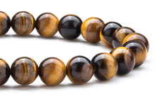 Load image into Gallery viewer, Tiger Eye Natural Bracelet