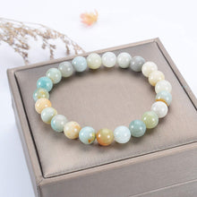 Load image into Gallery viewer, Amazonite Natural Bracelet