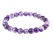 Load image into Gallery viewer, Natural Amethyst Bracelet