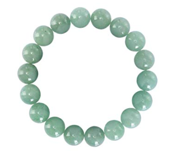 Green Aventurine Stretch Bracelet