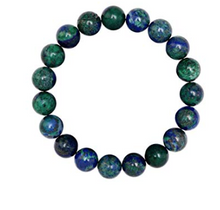 Load image into Gallery viewer, Lapis Chrysocolla Natural Bracelet