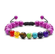 Load image into Gallery viewer, Chakra Protection Bracelets