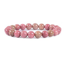Load image into Gallery viewer, Rhodochrosite Natural Bracelet