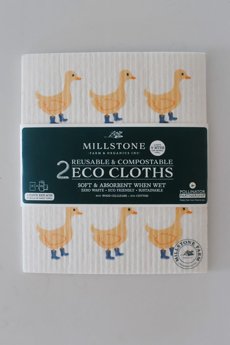 Eco Cloths (Set of 2)