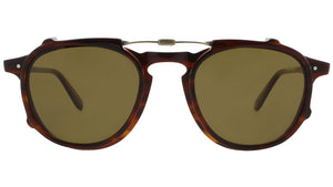 Hampton Clip whiskey tortoise--eye-oo.it