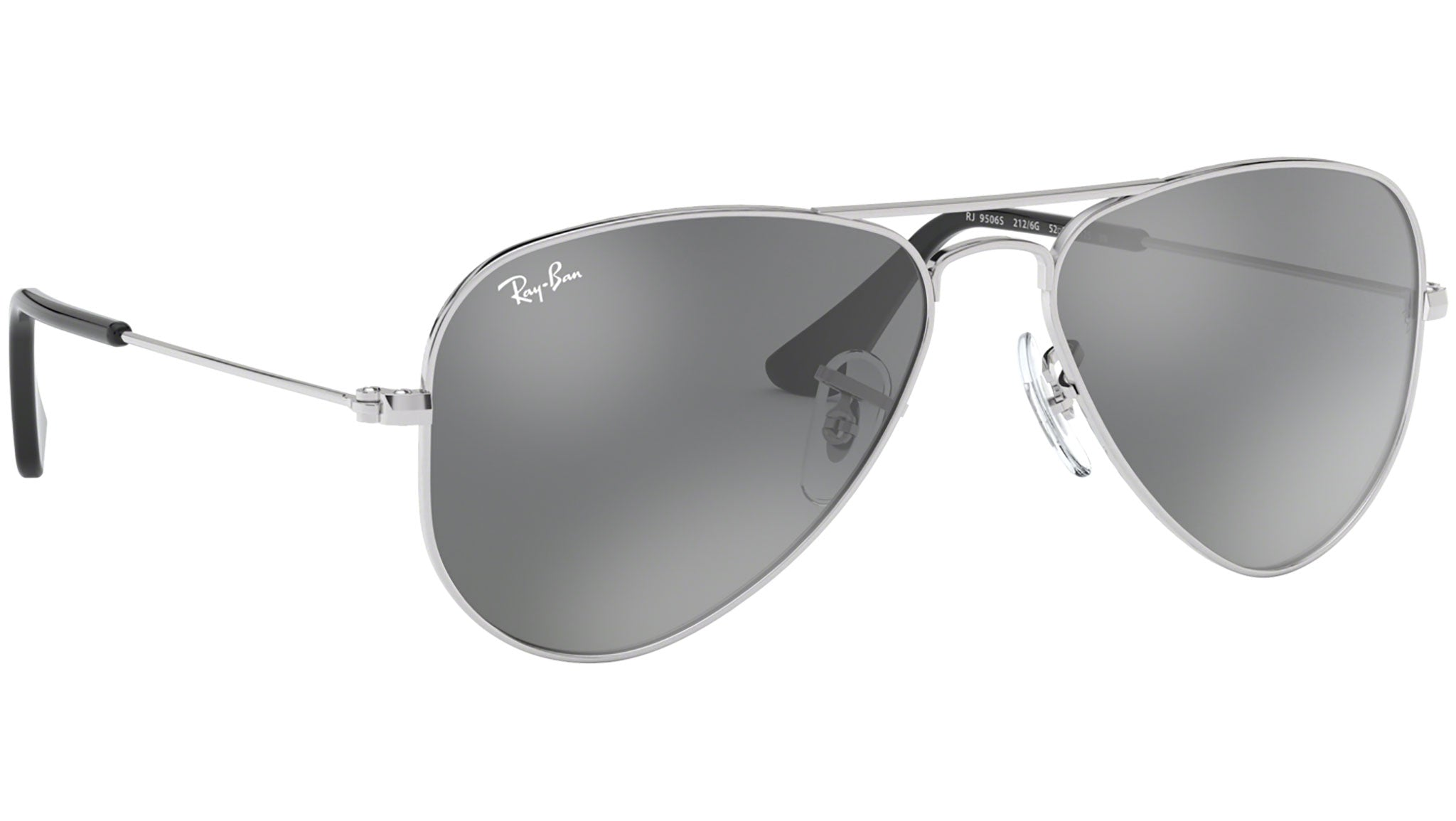 Junior Aviator RJ9506S shiny silver--eye-oo.it