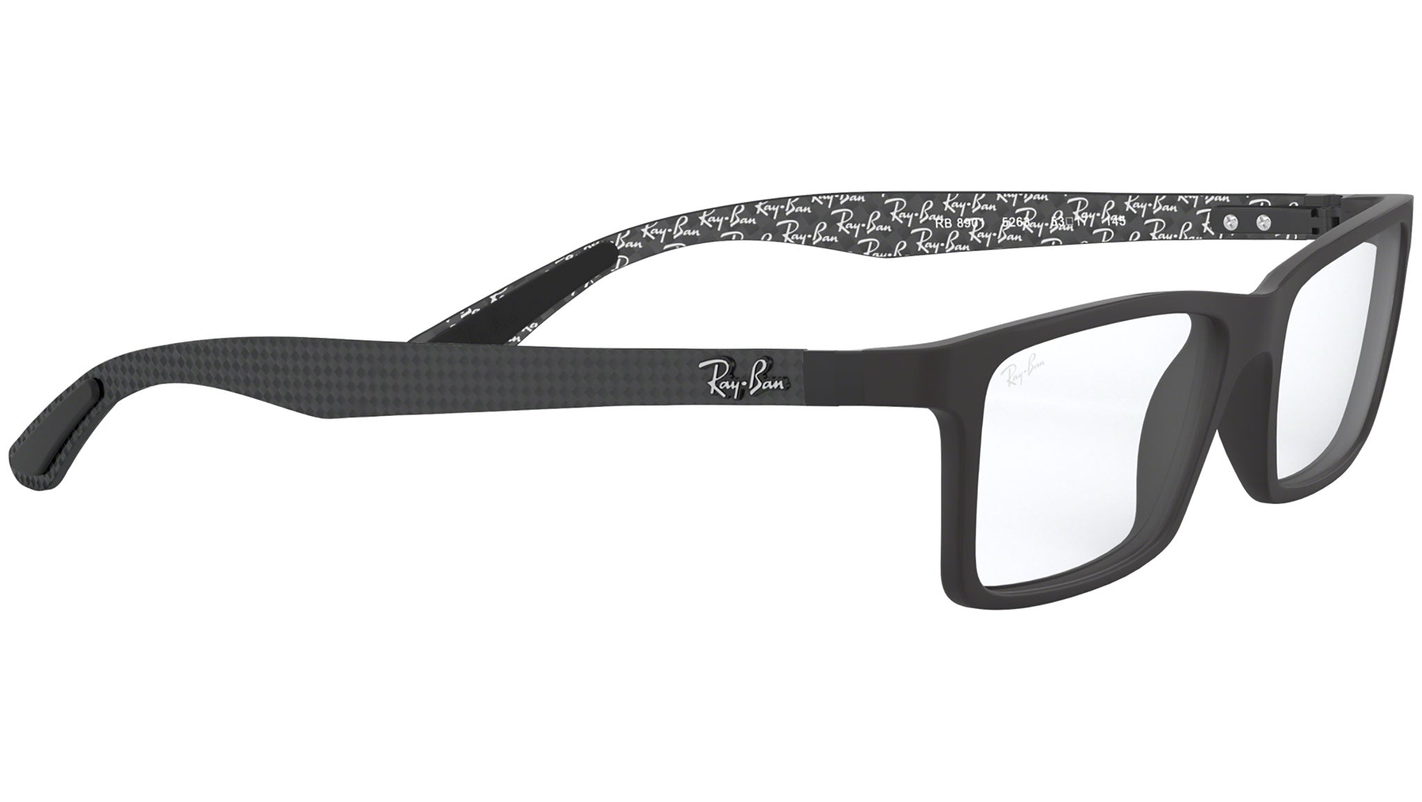 RB8901 demi gloss black multicolor--eye-oo.it