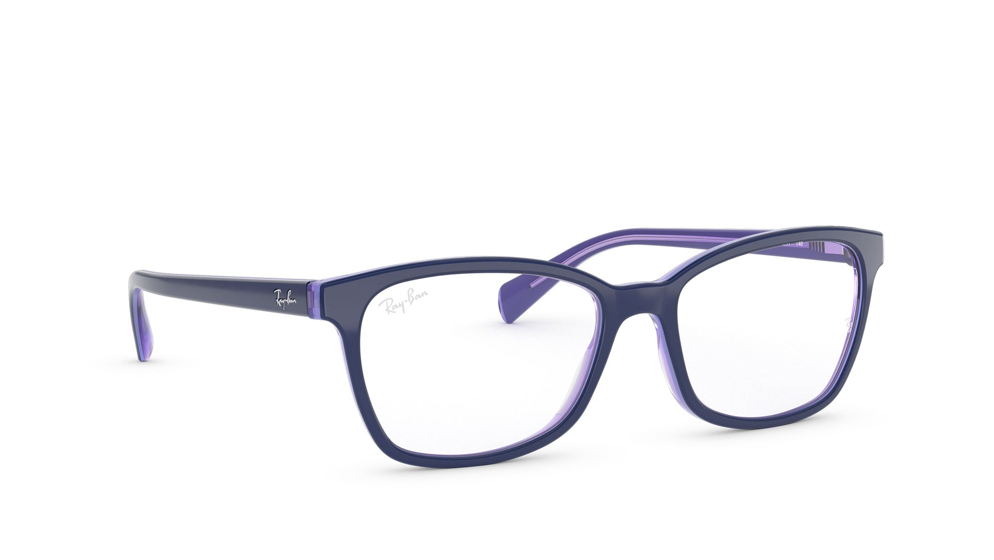 RB5362 top light blue on transparent violet--eye-oo.it