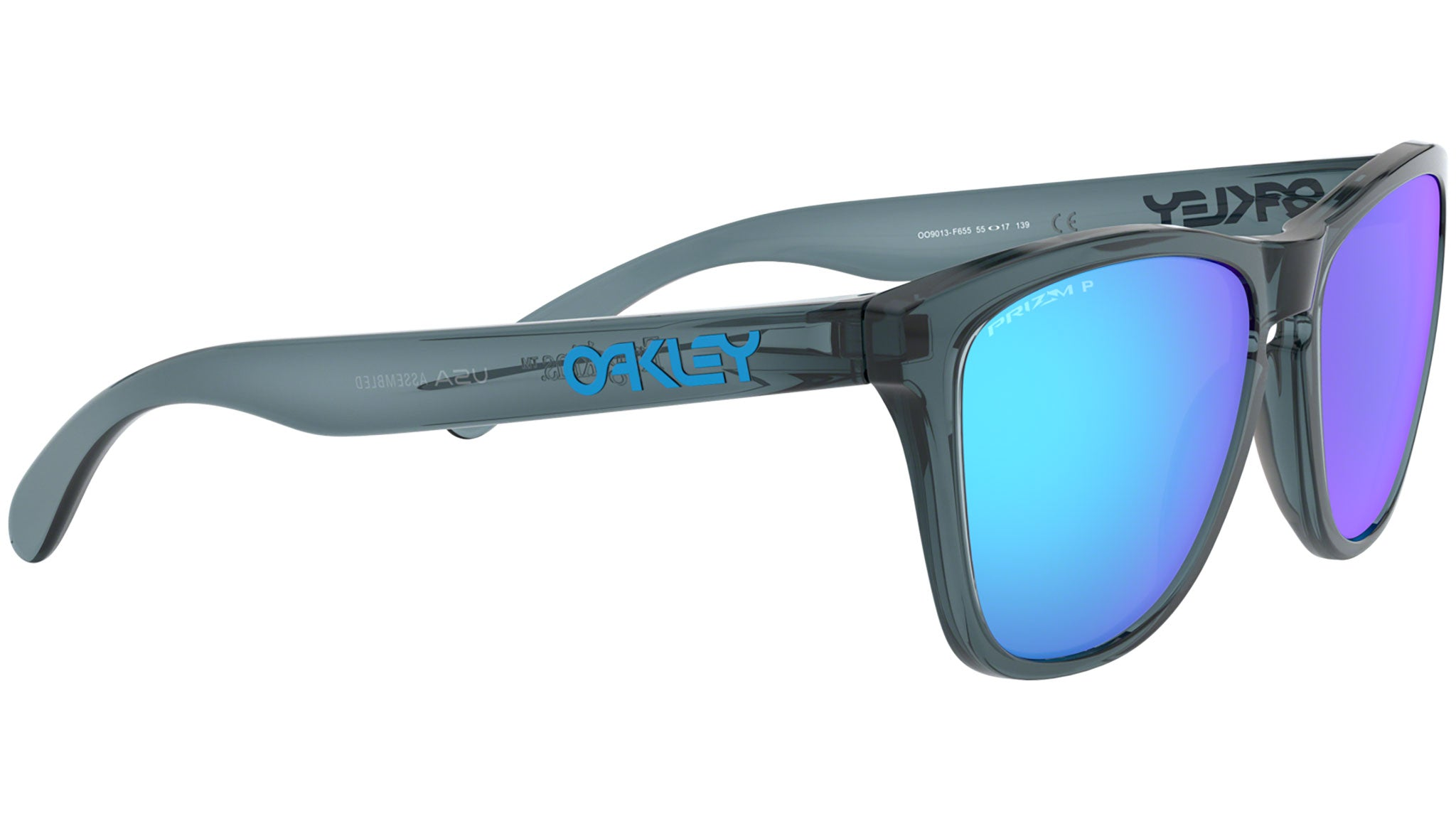 Frogskins OO9013 F6 crystal black--eye-oo.it