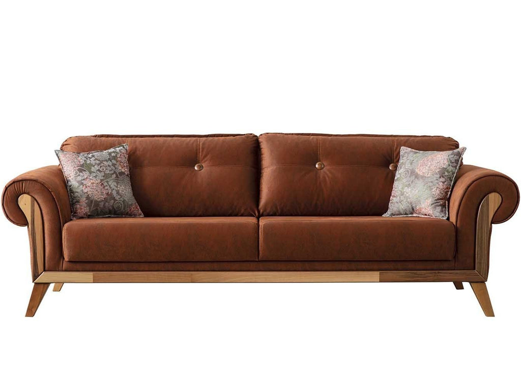 New Life 3er Sofa - Maas Möbel