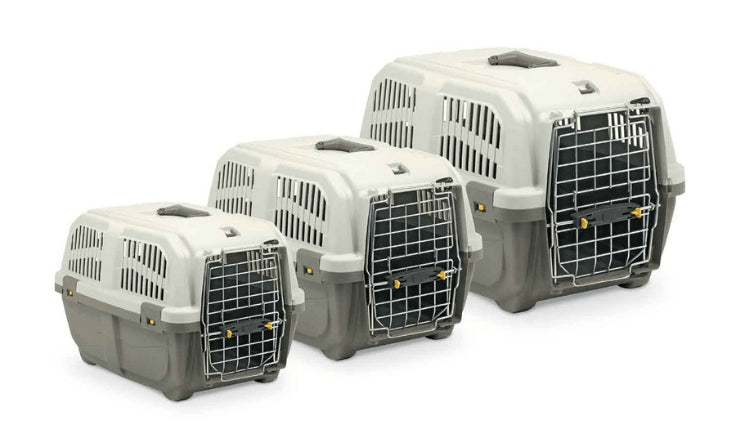 buy and use a pet crate