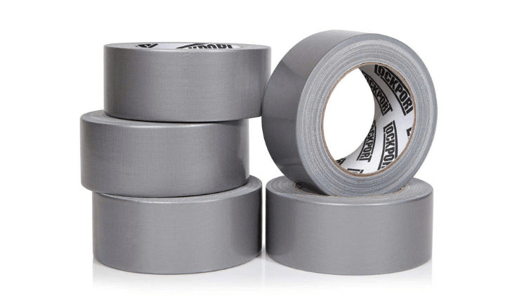 use duct tape