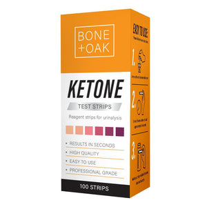 Bone and Oak Ketone Testing Strips