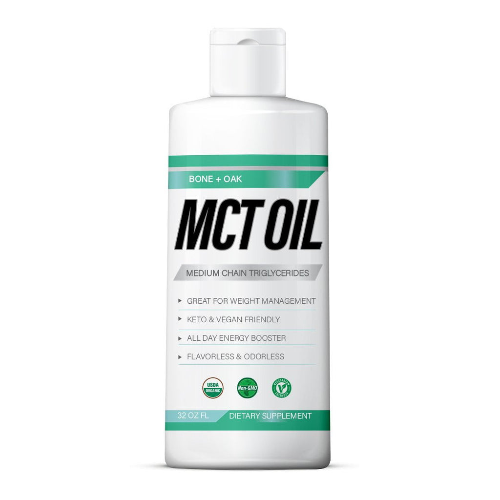 Bone and Oak MCT Oil