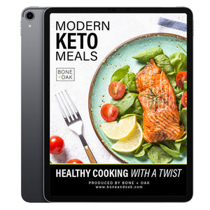 Modern Keto Cookbook