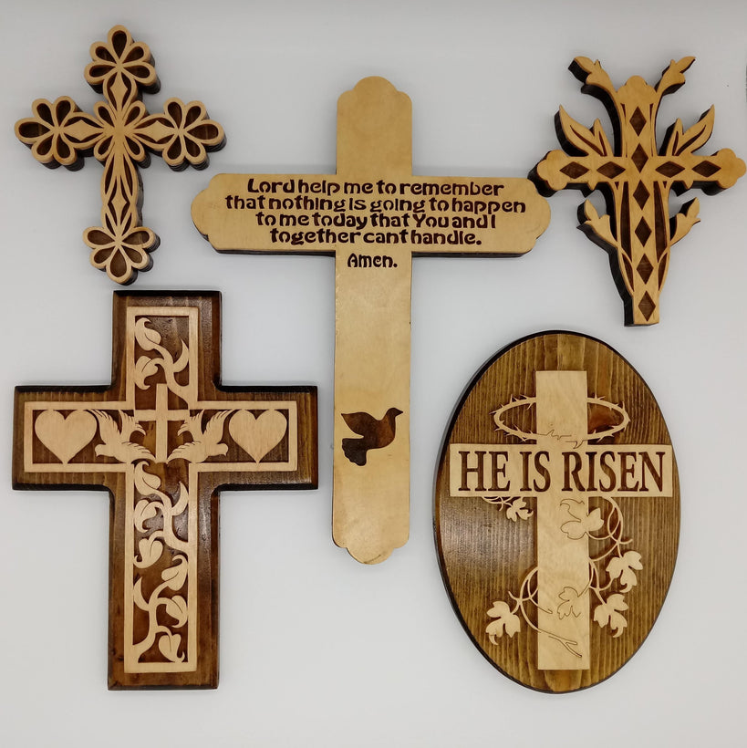 Religious, Celtic, & Ornamental Crosses