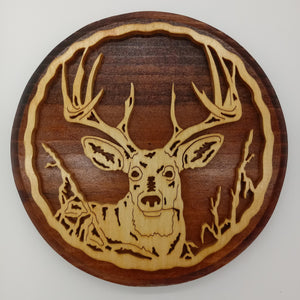 Whitetail Deer Profile - Kripp's Kreations