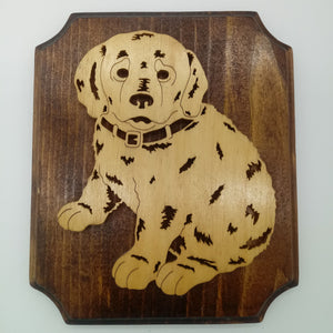 Fretwork Golden Retriever Puppy - Kripp's Kreations