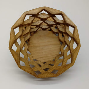 Raised Sunburst Basket - Kripp's Kreations