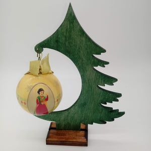 Christmas Tree Decorative Ornament Holder - Kripp's Kreations