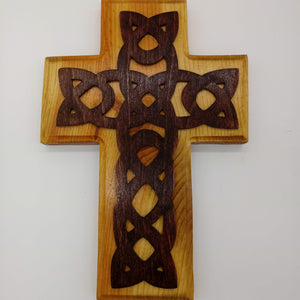 Celtic Decorative Wall Cross - Kripp's Kreations