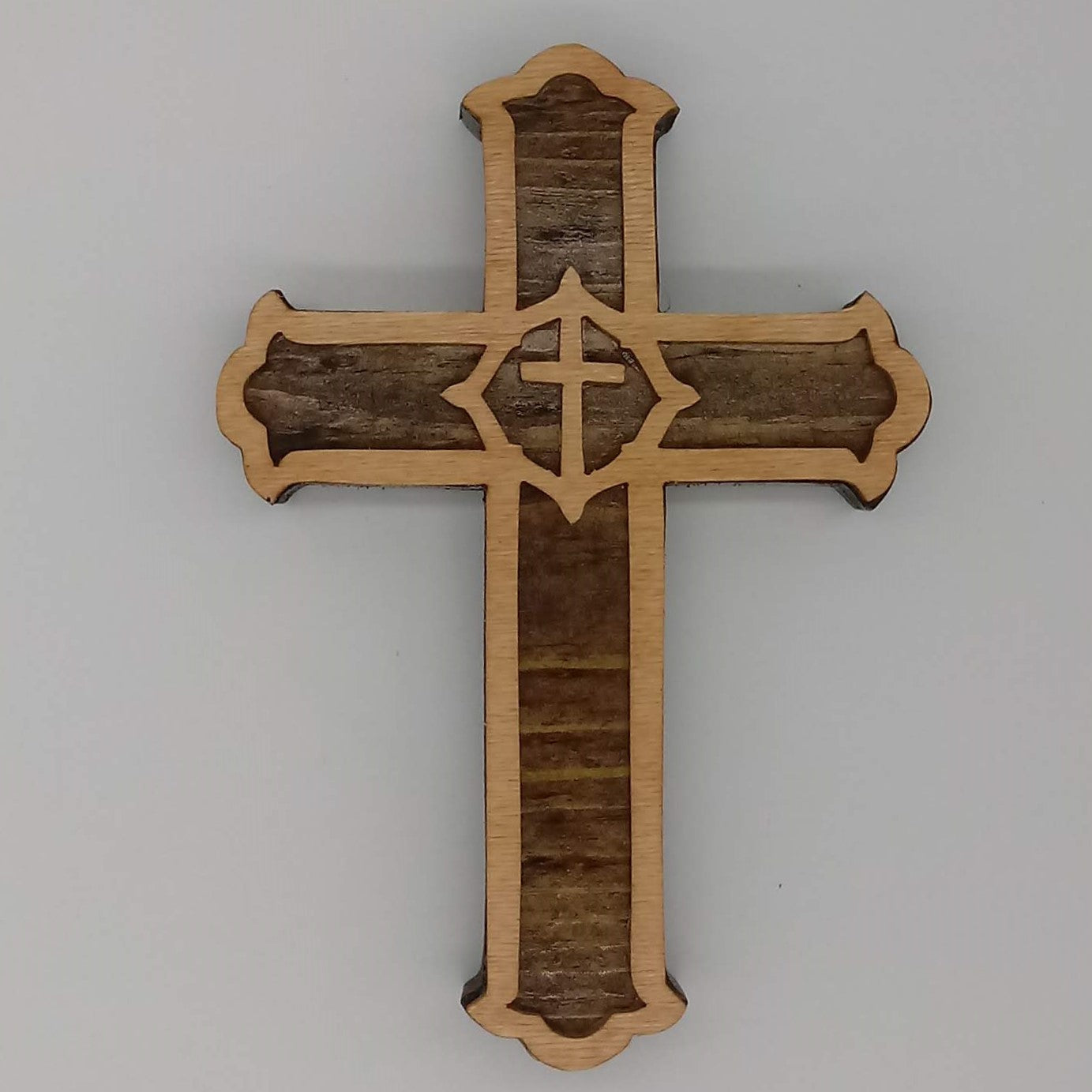 Gothic Inner Decorative Cross - Kripp's Kreations