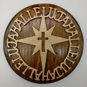 Endless Hallelujah Plaque - Kripp's Kreations