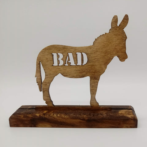 Novelty Bad Ass Trophy - Kripp's Kreations