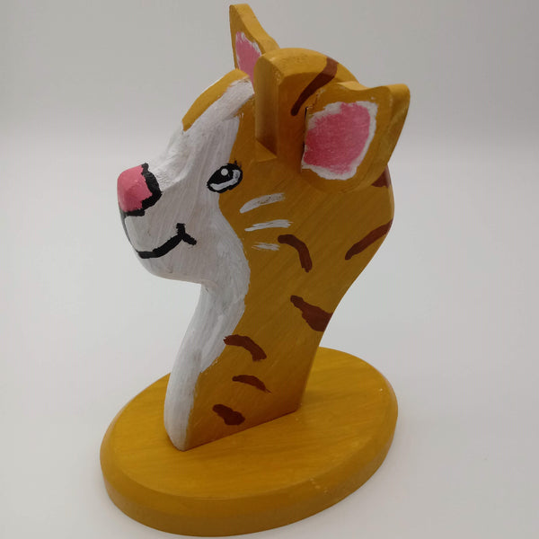 Novelty Cat Eyeglass Holder - Kripp's Kreations