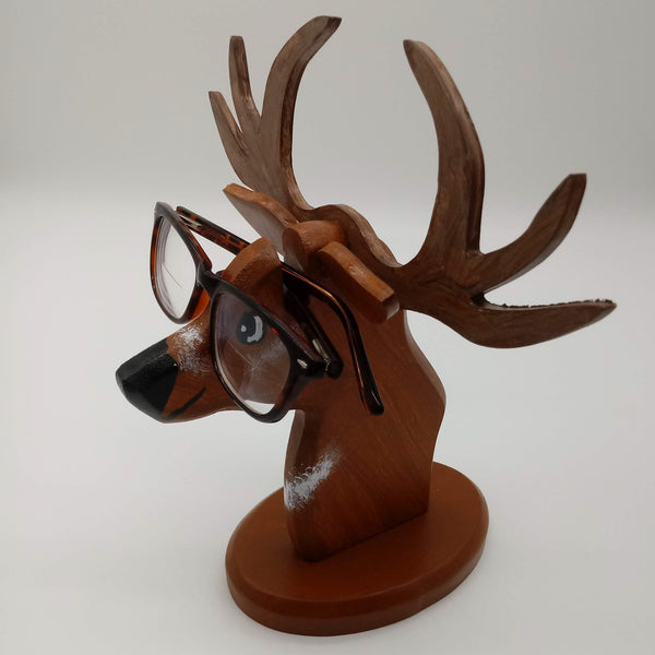 Novelty Deer Eyeglass Holder - Kripp's Kreations