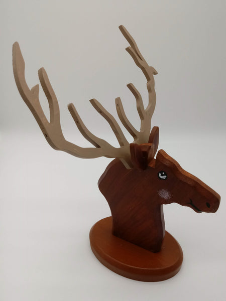 Novelty Elk Eyeglass Holder - Kripp's Kreations
