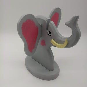 Novelty Elephant Eyeglass Holder - Kripp's Kreations
