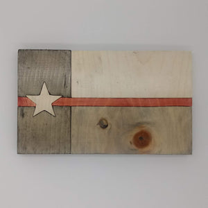 Thin Red Line Firemen Flag - Kripp's Kreations