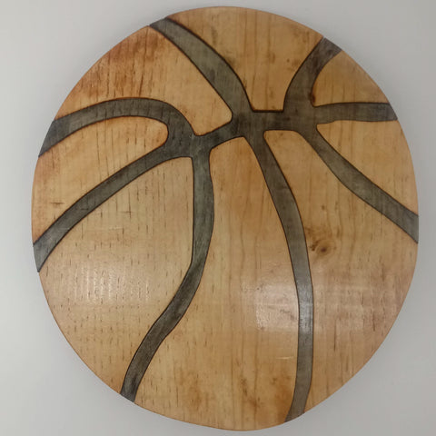 Segmentation Wood Basketball - Kripp's Kreations