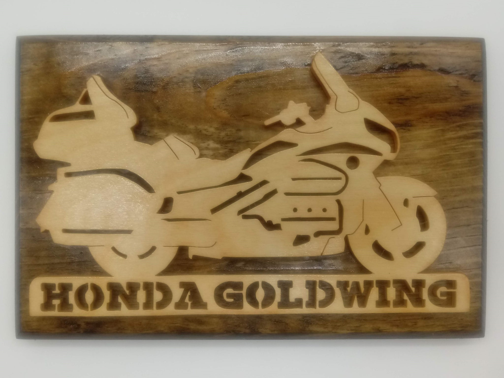 Honda Goldwing Motorcycle - Kripp's Kreations