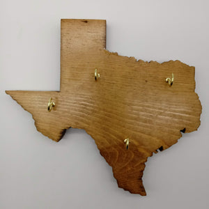 Texas Wall Key Hanger - Kripp's Kreations