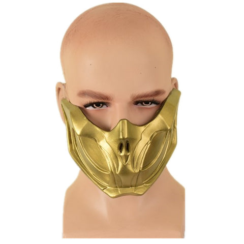 Kids Scorpion Latex Mask Costume Prop Halloween Party